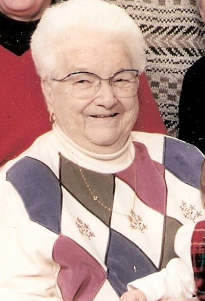 Zella M. Peters